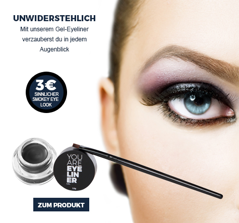 Eyeliner Lidstrich Augen Make Up